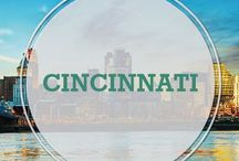 Home Sweet Cincinnati / Things to do and see in our home base of Cincinnati, OH!