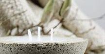 DIY Beton / Beton ist ein total spannendes Material zum Basteln! Werdet kreativ und macht aus Beton & Zement Accessoires, Schmuck, Möbel, Blumentöpfe und andere Einrichtung ganz einfach selber! Hier findet ihr viele Tutorials zum Ausprobieren!