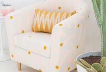 DIY Ikea Hacks / Neue Möbel kaufen? Nicht nötig! Schnapp dir deine IKEA Möbel, lass dich von diesen Hacking Ideen inspirieren und bastel dir ganz einfach dein neues DIY Lieblings Möbelstück! Ob Wohnzimmer, Küche, Garderobe oder Schreibtisch: Verwandle deine IKEA Produkte in einzigartige Lampen, Sitzgelegenheiten, Schränke, Accessoires und vieles mehr...