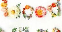 DIY Flower Power / Mit Flower Power in die warme Jahreszeit: Auf dieser Pinnwand findet ihr viele DIY Inspirationen für selbstgemachte Deko, DIY Geschenkideen und mehr rund um das Thema Blumen. Ob DIY Vasen, Blumenkränze, Blumen aus Papier ... Schaut euch um und lasst euch inspirieren!