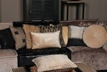 Your Interior Inspiration / Inspirerende interieurfoto's. Creëer met nieuwe sierkussens en compleet nieuwe uitstraling van uw interieur!