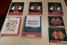 Boeken MatriXmethode / Boeken bestellen via onze site: http://webshop.matrixmethodeinstituut.nl/3-alle-producten