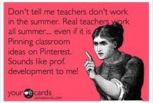 School: Teaching