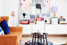 HOME / Inspiration from great homes, rooms and decors / by Trine W