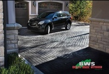 Driveways / A collection of Best Way Stone driveway inspirations.