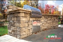 Outdoor BBQ & Kitchens / A collection of Best Way Stone Outdoor BBQ & Kitchens for inspiration.