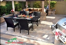 Patios / A collection of Best Way Stone Patio designs for inspiration.