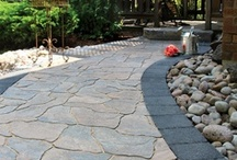 Walkways / A collection of Best Way Stone Walkways for inspiration.