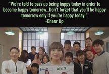Kpop/kdrama lyrics/quotes