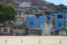 Favela Painting Projects
