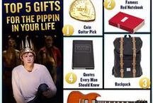#PippinGiftGuide - Pippin / Perfect gifts for the Pippin in your life...the person who wants to become something extraordinary. #PippinGiftGuide