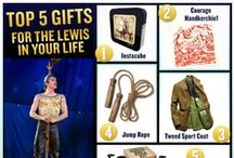 #PippinGiftGuide - Lewis / Perfect gifts for the perfect person. #PippinGiftGuide