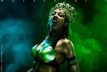 Ghirza / Goddess of War