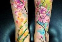 Tattoo ink / Style of ink