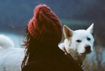 Dogs are a Girl's Best Friend / Whoever said that diamonds are a girls best friend... never owned a dog.