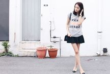 Jessica Tham / My favourite looks from Jessica Tham, fashion blogger from Singapore.