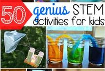 Crazy for STEM / This board is a great resource for Elementary STEM activities and projects for your classroom!