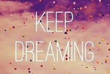 Dreams ♥