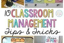 Crazy for Classroom Management / This board is full of ideas and strategies for managing students and your elementary classroom. Super tips and tricks!