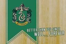 50 points to Slytherin! (HP) / Not just Slytherin stuff, but HP in general. :)