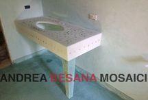 Concrete Bathroom Einaudi