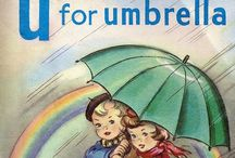 U is for - Umbrellas and Parasols ☔️ / Umbrellas and Parasols  / by Jane Janie Pops Beharrell