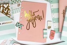 BACK TO SCHOOL / Ideas and inspiration on how to make this new school year fun and memorable!