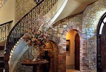 yer ve duvar kaplamaları / dekor taş