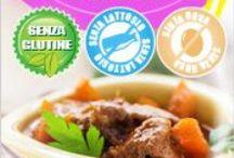 Alimentazione Dietetica Specifica / Una gamma di alimenti dietetici adatti a chi ha particolari bisogni alimentari: intolleranze, colesterolo, un'alimentazione particolare, ...