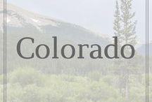 Colorado / All things Colorado