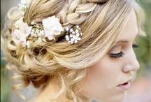 Svatební účesy / Wedding Hairstyles / Wedding haircuts.