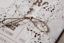 Svatební oznámení / wedding cards / Stylová svatební oznámení. Stylish wedding cards and invitations.