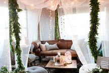 Living. / Inspiration for my future abode. Bohemian is lyfe.