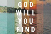 Faith in God  / by Alyssa Kienholz