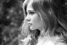 Chloe Grace Moretz / by Lucy Elaine