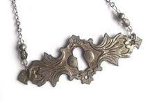 RokRokInc/Hip Hip Hooray / Be seen! From hip to classy handmade upcycled jewellery. www.rokrokinc.com