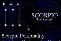 Scorpio / My very own star sign.
