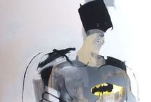 Anthony listers:superheroes