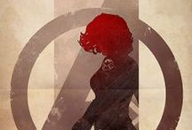Anthony Genuardi:silhouettes