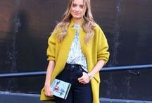 ★ LFW 2014 BY ME ★ / Street style and more..