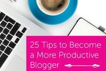 Blogging / Everything to do about blogging