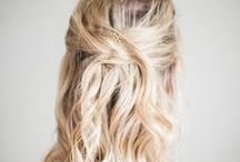 Hairstyles / Beautiful hairstyles and and braids!
