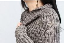 Knitted & Crochet Pullovers