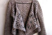 Knitted & Crochet  Cardigans