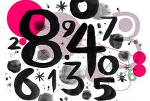 NuMBERS and Font
