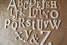 ALPHABET&Font