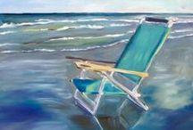 Nautical Paintings ~~∆~~ / by Deborah Zorychta