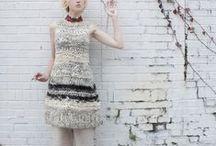 Knitted & crochet Dresses & Coats
