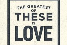 God is Love / How great is the love with which he has loved us!