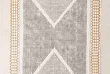 Decor: Area Rugs / A collection of beautiful area rugs.